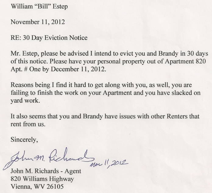Notice 11-11-2012